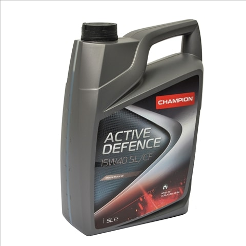 ULEI CHAMPION ACTIVE DEFENCE SL/CF 15W40 5L