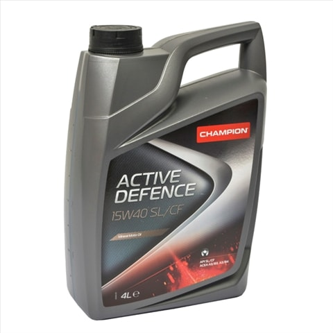 ULEI CHAMPION ACTIVE DEFENCE A3/B4 15W40 4L