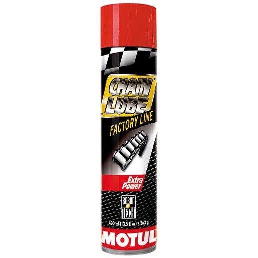 SPRAY MOTUL CHAIN LUBE FACTORY LINE 400ML