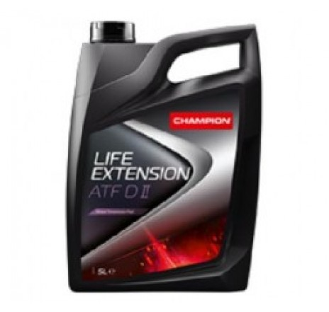 ULEI CHAMPION LIFE EXTENSION ATF DII 5L