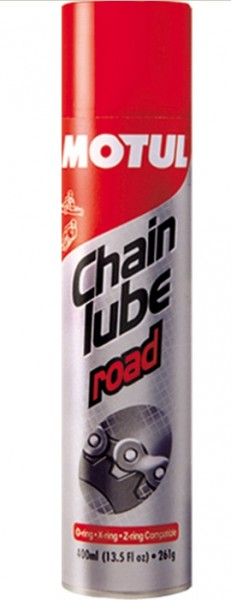 SPRAY MOTUL CHAIN LUBE ROAD 400ML