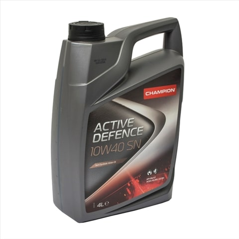 ULEI CHAMPION ACTIVE DEFENCE A3/B4 10W40 4L