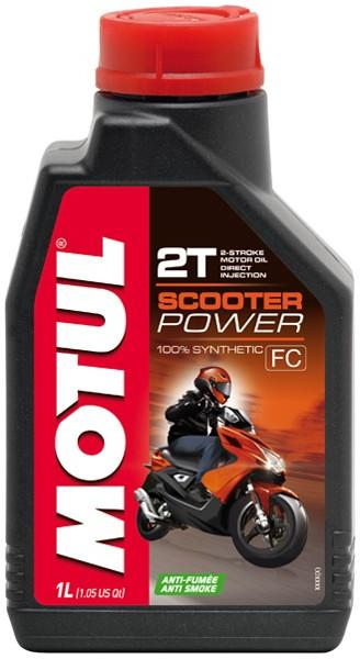 ULEI MOTUL SCOOTER POWER 2T 1L